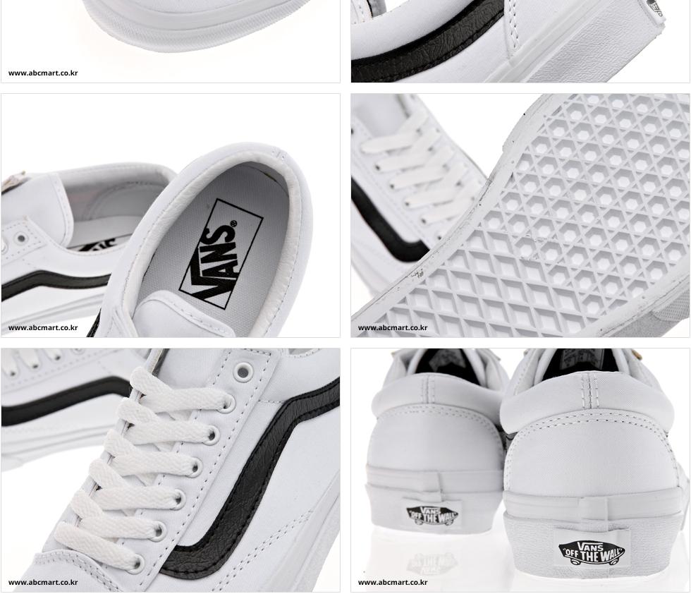 百帮-[VANS] OLD SKOOL 休闲运动鞋V36CL MDC